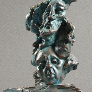 """Sculpture - Terre cuite - 2013 • <a style=""""font-size:0.8em;"""" href=""""http://www.flickr.com/photos/34962229@N07/14844505912/"""" target=""""_blank"""">View on Flickr</a>"""