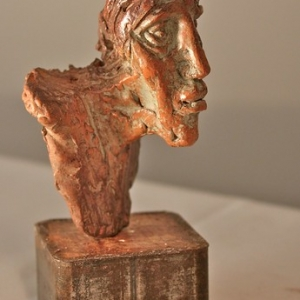 """Sculpture - Terre cuite - • <a style=""""font-size:0.8em;"""" href=""""http://www.flickr.com/photos/34962229@N07/14842364114/"""" target=""""_blank"""">View on Flickr</a>"""