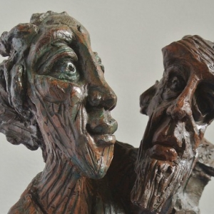 """Sculpture - Terre cuite- • <a style=""""font-size:0.8em;"""" href=""""http://www.flickr.com/photos/34962229@N07/14844836255/"""" target=""""_blank"""">View on Flickr</a>"""
