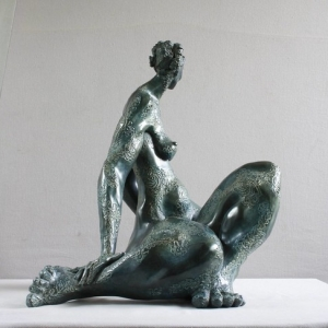 """Sculpture - Terre cuite - • <a style=""""font-size:0.8em;"""" href=""""http://www.flickr.com/photos/34962229@N07/14864727343/"""" target=""""_blank"""">View on Flickr</a>"""