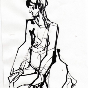 """Dessin- encre • <a style=""""font-size:0.8em;"""" href=""""http://www.flickr.com/photos/34962229@N07/14658341287/"""" target=""""_blank"""">View on Flickr</a>"""