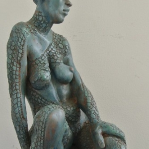 """Sculpture - Terre cuite • <a style=""""font-size:0.8em;"""" href=""""http://www.flickr.com/photos/34962229@N07/14658225238/"""" target=""""_blank"""">View on Flickr</a>"""