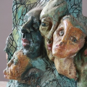 """Sculpture - Terre cuite- 2012 • <a style=""""font-size:0.8em;"""" href=""""http://www.flickr.com/photos/34962229@N07/14658252458/"""" target=""""_blank"""">View on Flickr</a>"""