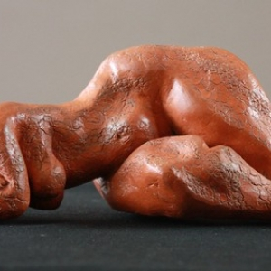 """Sculpture - Terre cuite- 2014 • <a style=""""font-size:0.8em;"""" href=""""http://www.flickr.com/photos/34962229@N07/14658233729/"""" target=""""_blank"""">View on Flickr</a>"""